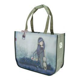 Santoro London - Nákupní taška - Gorjuss - Dear Alice Fialová