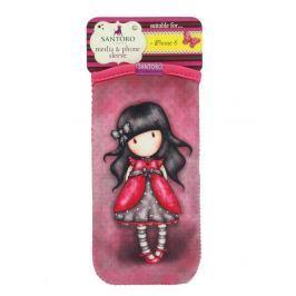 Santoro London - iPhone 6 Pouzdro - Gorjuss - Ladybird Vínová;Vínová
