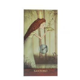 Santoro London - Sada Pilníků Na Nehty - The Frog Prince