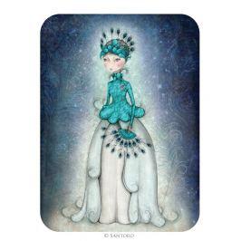 Santoro London - Přání - Eclectic - Miss Peacock