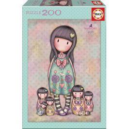 Santoro London - Puzzle 200 dílků - Gorjuss - Seven Sisters