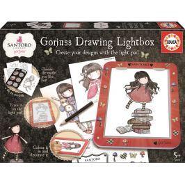 Santoro London - Kreslicí světelná tabulka - Gorjuss