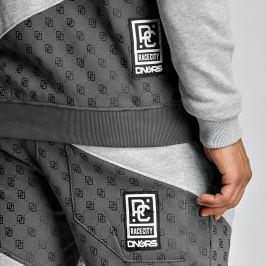 Toco Suit Grey/Black S