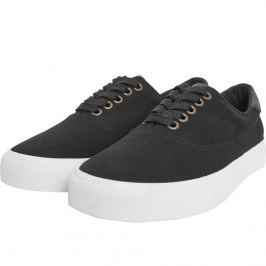 Low Sneaker With Laces blk/wht 45