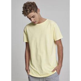 Tričko Garment Longshape powderyellow žlutá L