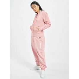 Suits Leila in pink XL