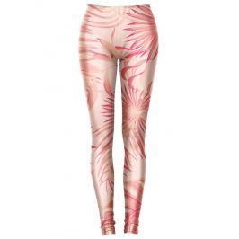 Legíny Tropical Pink barevné XS