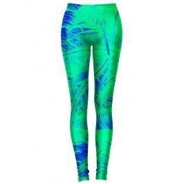 Legíny Tropical Green barevné XS