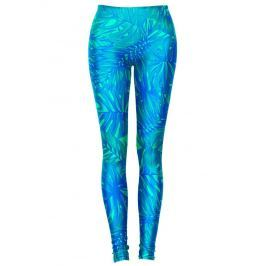 Legíny Blue Jungle barevné XL
