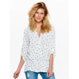 Košile bílá 40