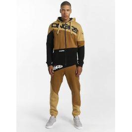 Suits Tritop in brown XL