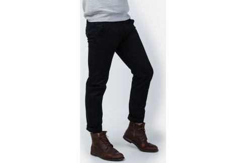 BASIC Pánské černé kalhoty GM321 Velikost: S Pánské kalhoty