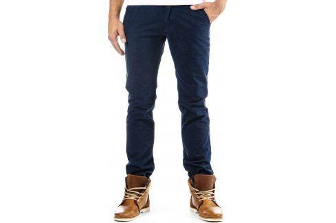 BASIC Pánské námořnické kalhoty (ux0053) velikost: 30, odstíny barev: modrá Pánské kalhoty