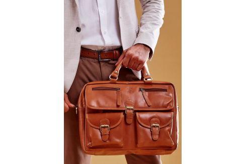 ALWAYS WILD Luxusní taška na notebook CP146 COG KABACHA Velikost: univerzální Pánské tašky