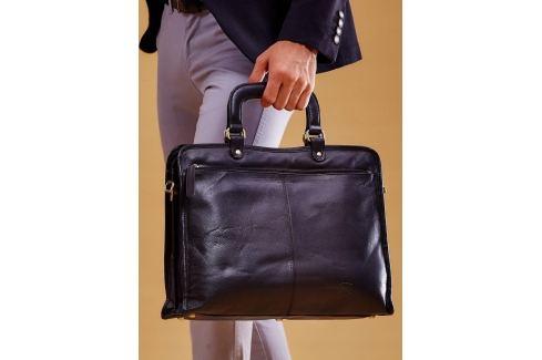 ALWAYS WILD Kožená taška CP151 BLACK Velikost: univerzální Pánské tašky