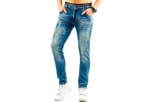 BASIC Pánské modré džíny (ux0682) Velikost: 29 Pánské kalhoty