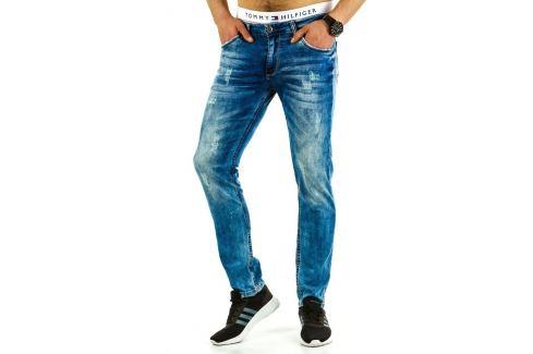 BASIC Pánské modré džíny (ux0683) Velikost: 29 Pánské kalhoty