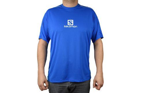 SALOMON STROLL LOGO SS 392805 Velikost: L Pánská trička