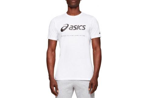 ASICS CITY SS TOP 1 TEE 2033A085-100 Velikost: S Pánská trička