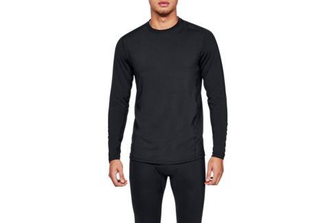 UNDER ARMOUR TAC CREW BASE LONGSLEEVE 1316936-001 Velikost: M Pánská trička
