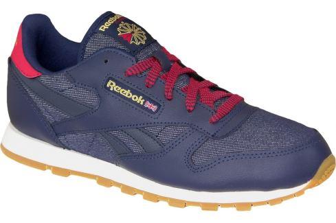 REEBOK CLASSIC LEATHER DG (AR2042) Velikost: 35 Dětská obuv