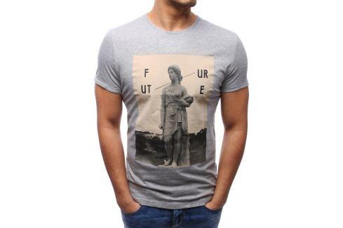BASIC Pánské tričko s krátkým rukávem (rx1452) Velikost: XL Pánská trička