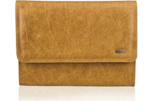 Pánská kožená hnědá složka SOLIER (SA01 vintage brown) Velikost: univerzální Pánské tašky