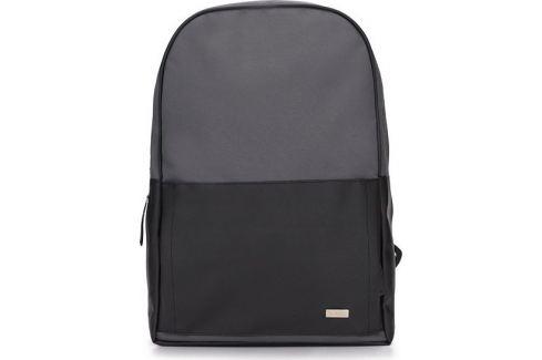 ČERNO-ŠEDÝ BATOH SOLIER (SR01 BLACK/GREY) Velikost: univerzální Sportovní batohy