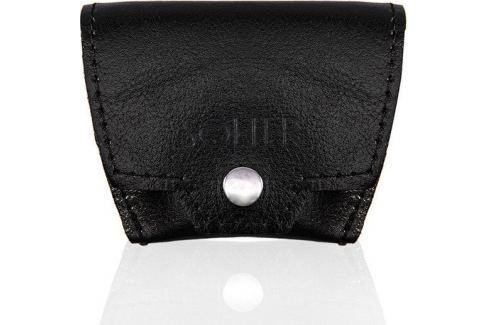 Černá peněženka na mince SOLIER (SA10 BLACK) Velikost: univerzální Peněženky