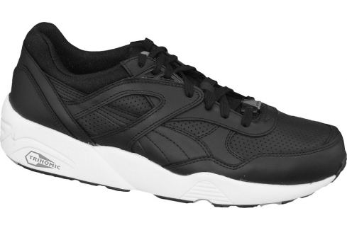 PUMA R698 Trinomic Leather (360601-02) Velikost: 39 Pánská obuv